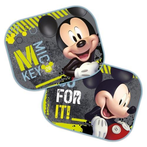 Auto Zonnescherm van Disney Micky Mouse